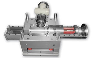 injection mould acceptance