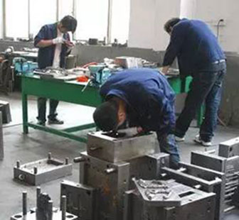 Injection Mould Maintenance