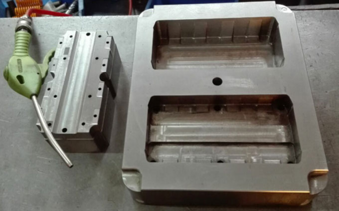 Rough or Finish Machining of Mould2